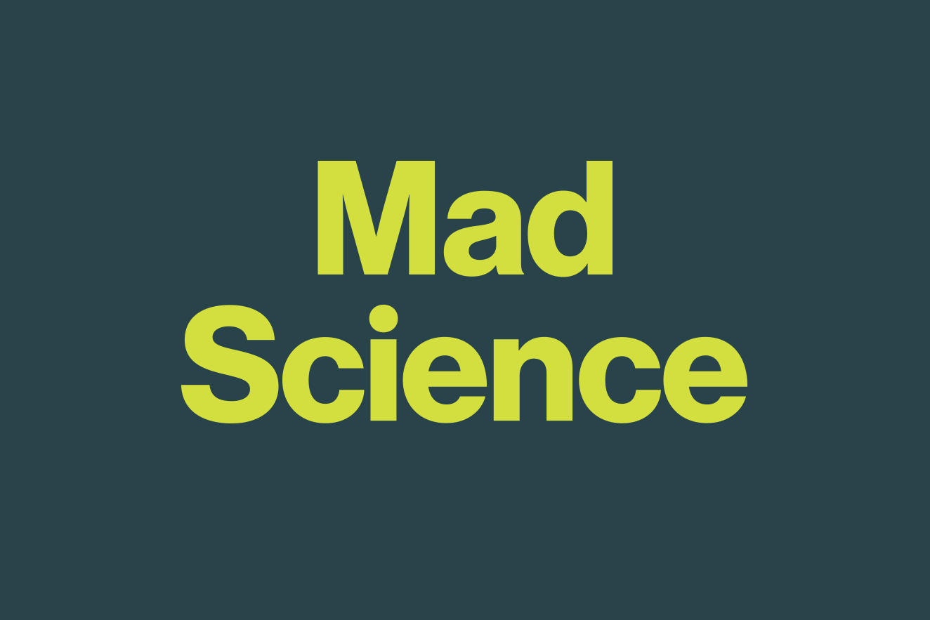 Pinterest: Mad Science