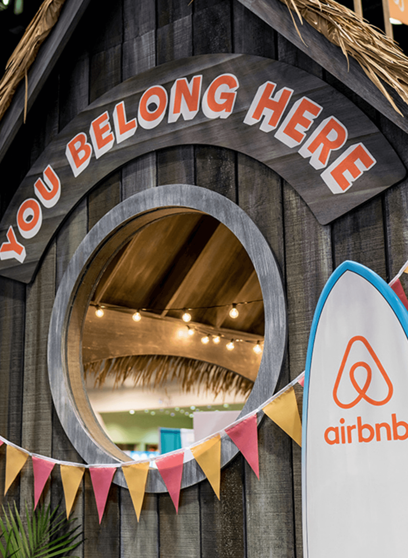 Airbnb: Grace Hopper Booth